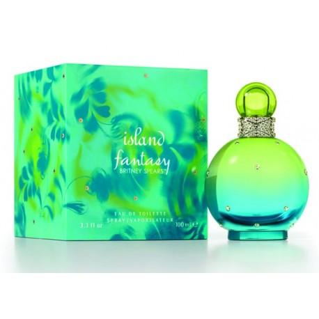 perfumes de britney island fantasy comprar barato