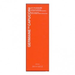 GOLDEN CARESSE Icy Pleasure After Sun - G.Capuccini - 200ml