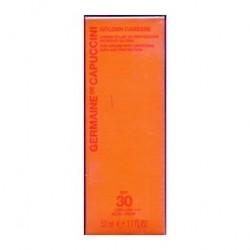 GOLDEN CARESSE Emulsion Solar SPF 30 - G.Capuccini - 50ml