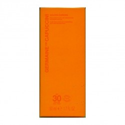 GOLDEN CARESSE Emulsion Solar SPF 50 - G.Capuccini - 50ml